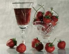 Самые вкусные коктейли из красного вина фото