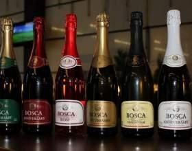 Шампанское боско (boska) виды и описание фото