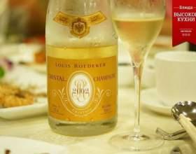 Шампанское кристалл луи родерер | louis roederer фото