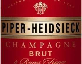 Шампанское piper-heidsieck фото