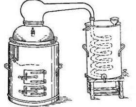 Система охлаждения в дистилляторе фото