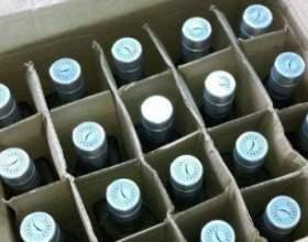 Сколько бутылок в ящике водки. Сколько весит ящик водки фото