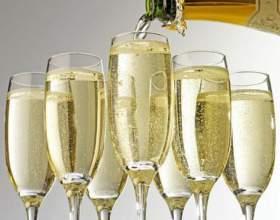 Сколько калорий в шампанском разного вида? фото