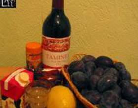 Сливовое вино в домашних условиях. (Лучшие рецепты) фото