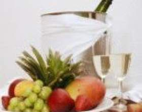 Сочетание шампанского с напитками и блюдами фото