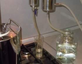 Советы, как подключить самогонный аппарат к водопроводу фото