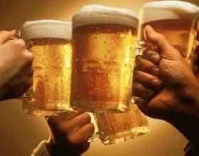 Сравнительный анализ бутылочного и живого пива фото