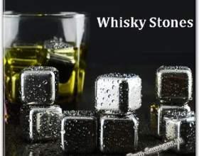 Стальные камни для виски фото