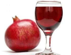 Ставим вино из граната в домашних условиях фото