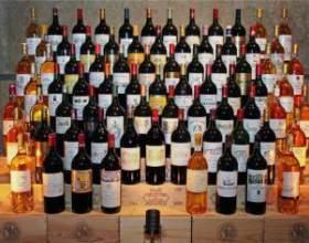 Сухие, красные и белые вина франции. Классификация фото