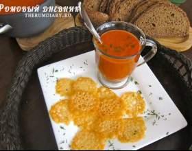 Сырные чипсы: закуска к пиву за 15 минут фото