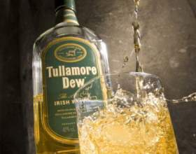 Талламор дью (tullamore dew) – виски с истинным ирландским характером фото