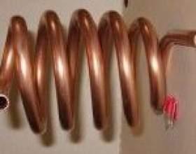 Технология изготовления змеевика для самогонного аппарата фото