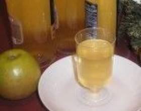 Технология приготовления домашней яблочной настойки фото