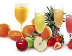 Технология приготовления сока из плодов и ягод фото