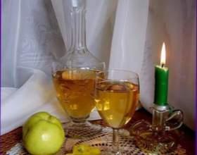 Технология приготовления вина из яблок фото