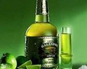 Текила – традиционный мексиканский спиртной напиток фото