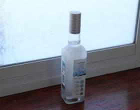 Температура замерзания водки 40 градусов фото