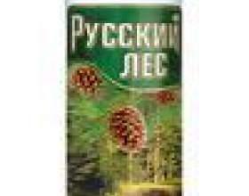 Теперь водка тм «русский лес» в новом объеме — 1 литр!!! фото