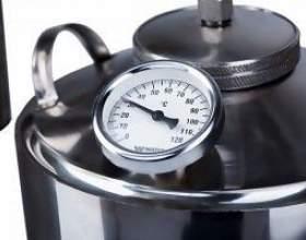 Термометр для самогонного аппарата фото