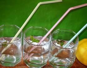 Три коктейля с алкоголем и без: безалкогольный мохито, «береза белая» и «забавфото