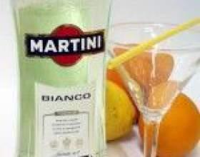 Три правила сочетания мартини с соками фото