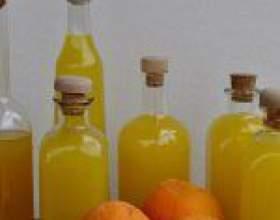Три удачных рецепта домашних апельсиновых наливок фото