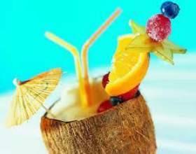 Тропический коктейль – источник витаминов фото