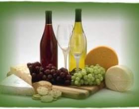 Учимся закусывать вино правильно фото