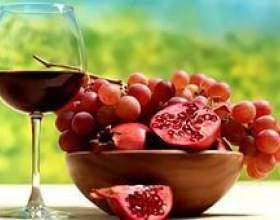 Употребление гранатовых вин фото