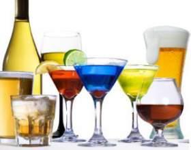 Виды напитков фото