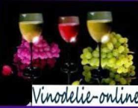 Виды виноградных вин фото