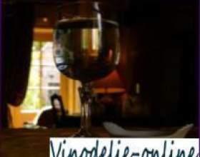 Винный букет (белые вина) фото