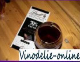 Вино и шоколад продлевают жизнь фото
