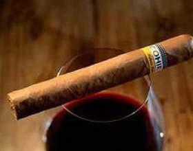 Вино и сигареты — сочетание фото