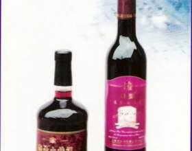 Вино из боярышника фото