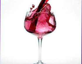 Вино из бузины фото