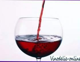 Вино из черноплодной рябины фото