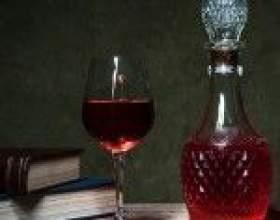 Вино из голубики в домашних условиях фото