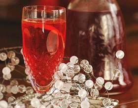 Вино из красной калины в домашних условиях фото