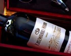 Вино киндзмараули: как отличить подделку фото