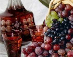 Виноградная наливка в домашних условиях фото