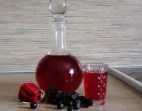Виноградная настойка на водке фото
