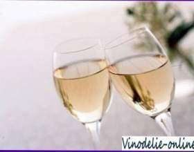 Виноградно-яблочное вино фото