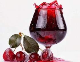 Вишневый сок: домашние рецепты, польза и вред сладкого лекаря фото