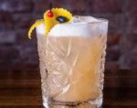 Виски сауэр (whiskey sour) – идеальный баланс алкоголя и цитруса фото