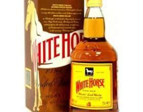 Виски white horse фото
