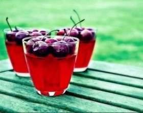 Витаминный концентрат – вишнёвый сок! фото