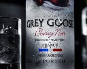 Водка «grey goose» фото