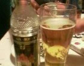 Водка или пиво – плюсы и минусы напитков фото